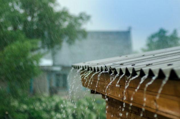 Reciclar agua de lluvia. Cómo aprovechar los recursos naturales.