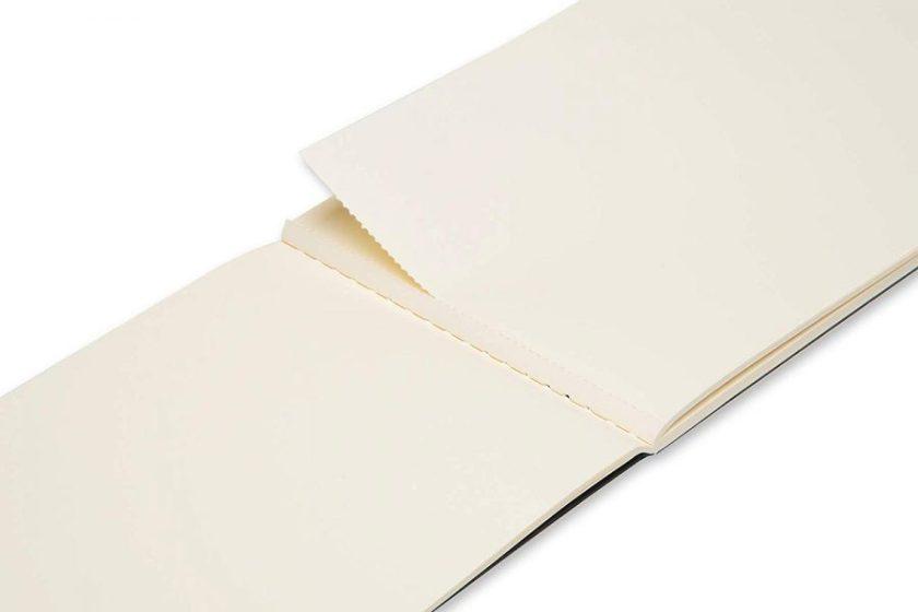Papel de acuarela para biocetar -Moleskine cuaderno bocetos 120 gr.