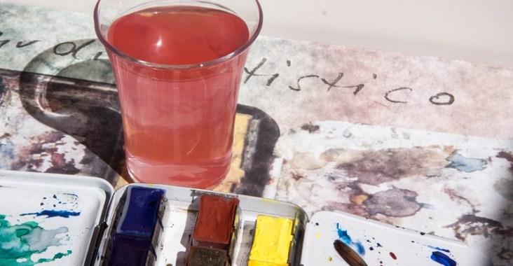 Pintar con acuarelas (trucos)