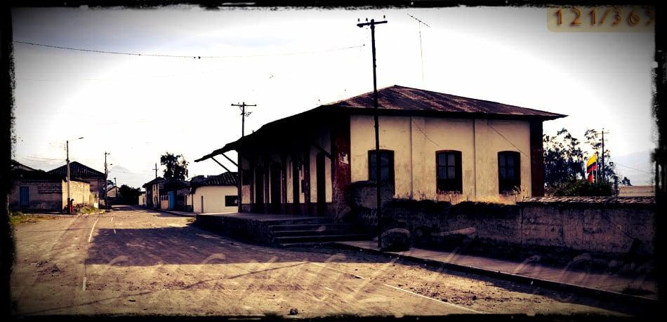 Estaci�n Atuntaqui
