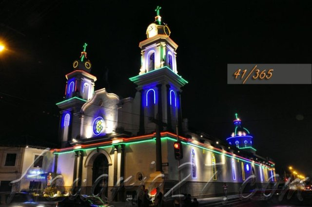 41/365 Navidad en Atuntaqui