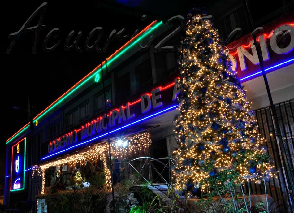 Navidad en Atuntaqui 2011