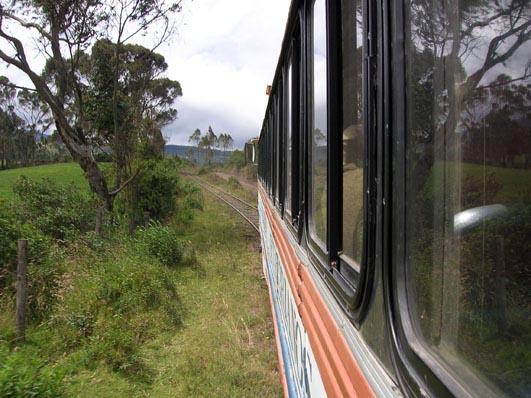 viaje en ferrocarril