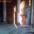 Interior del Antiguo Cuartel Militar Ibarra