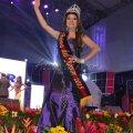 Mishell Alvarado, Reina del Yamor 2015. Foto; Diario El Norte