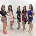Candidatas a Reina del Yamor 2016. Foto: Municipio de Otavalo