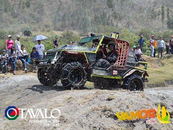 4x4x4 Yamor 2016, Foto: Municipio de Otavalo