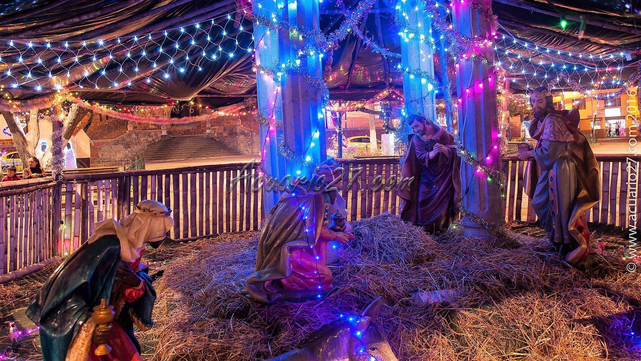 Navidad en Cotacachi
