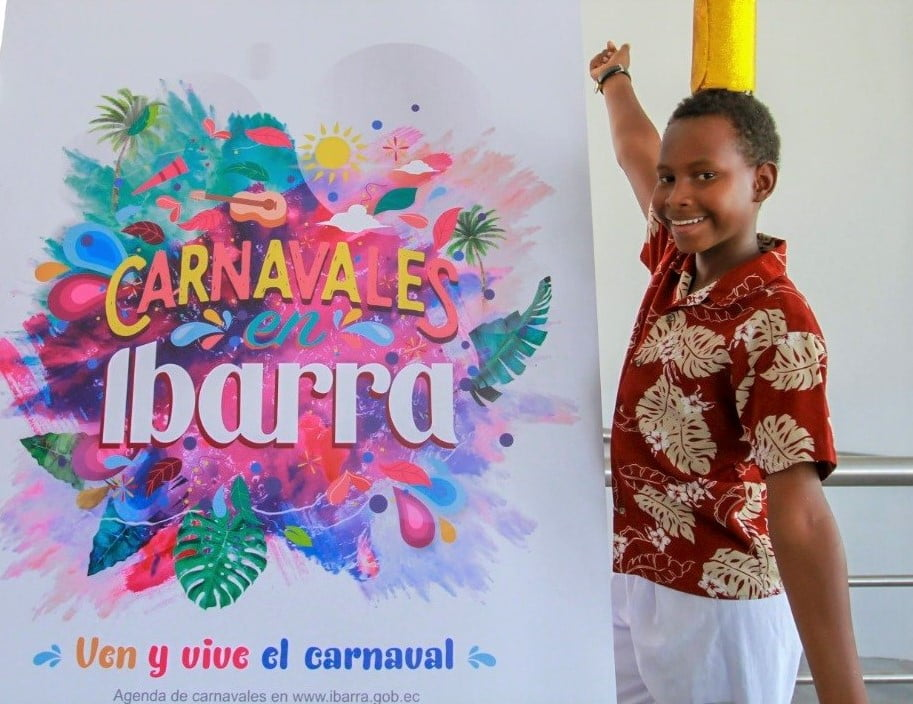 Lanzamiento de Carnaval Ibarrra 2020
