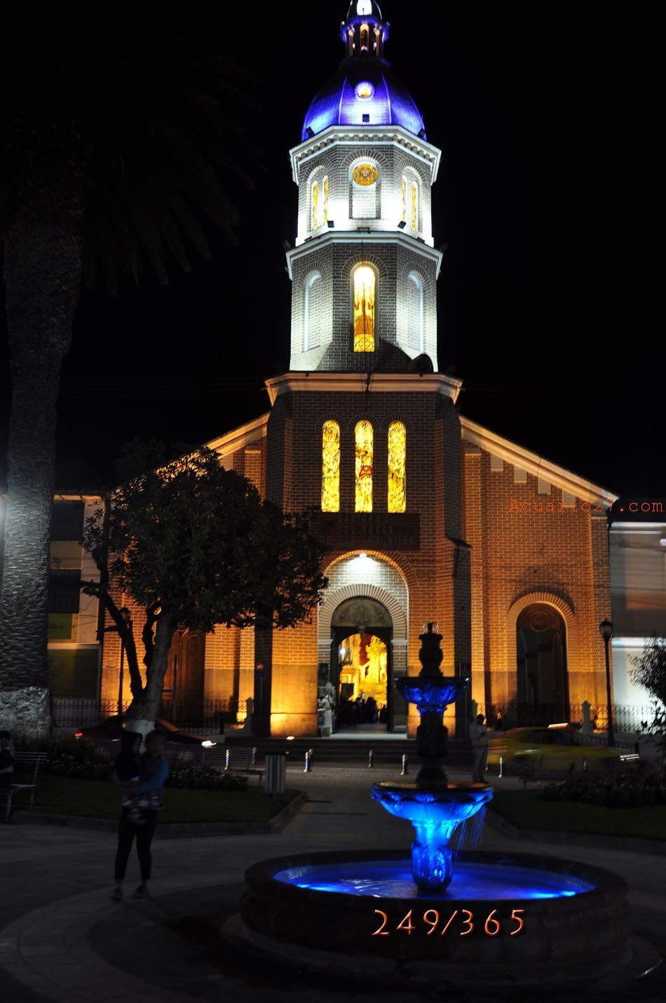 249/365 San Luis Otavalo.