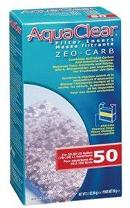 AquaClear Carga de Carbon 50, Zeo-Carb Insert