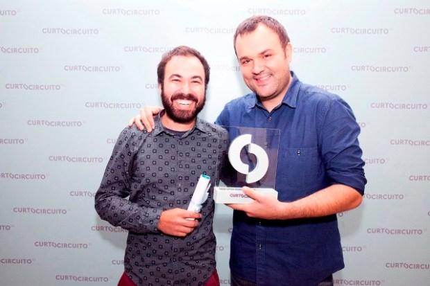 Os premios galegos foron para Álvaro Gago e Xacio Baño. FOTO: TAMARA DE LA FUENTE.