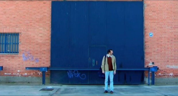 Juan Cavestany é un dos máximos expoñentes do cinema low cost, con obras como 'Gente en sitios'.