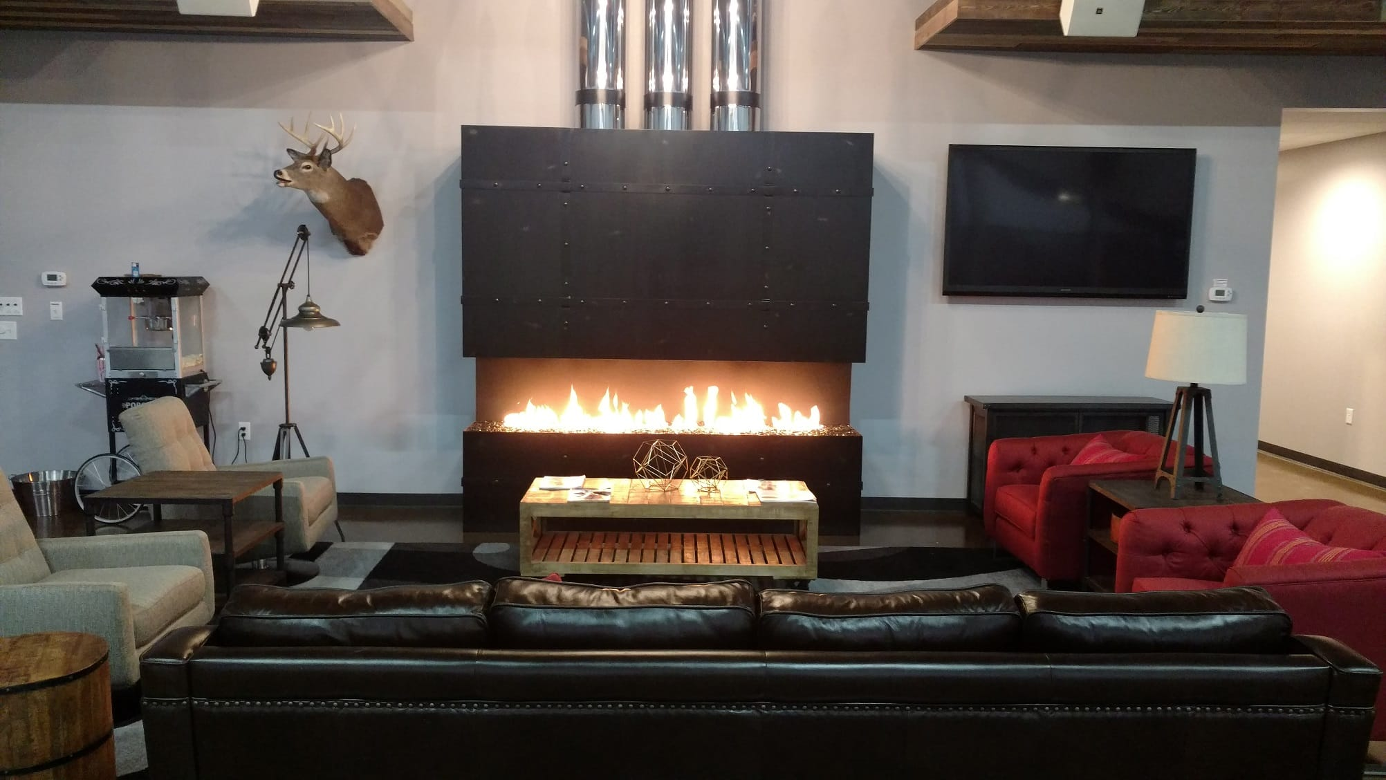 Gas Vs Wood Fireplace