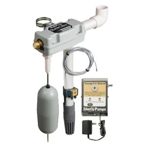 Liberty SJ10 Back-Up Sump Pump