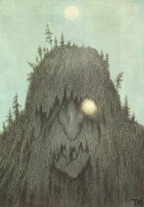 Theodor_Kittelsen_-_Skogtroll2C_1906_28Forest_Troll29