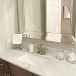 Small Master Bathroom Makeover Before And After A Cup