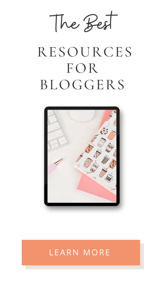 THE BEST TOOLS FOR BLOGGERS