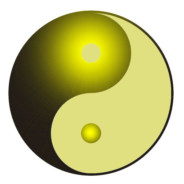 Free Yin Yang Logos
