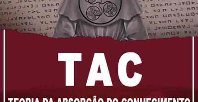 Livro do Bruno Borges foi lançado TAC: Teoria da Absorção