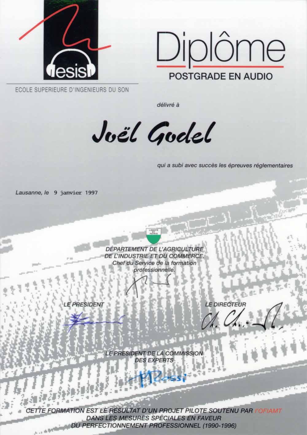 Acustica Joel Godel Cabinet Dingenieur En Acoustique Des