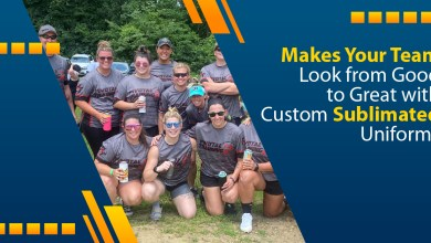 Photo of Makes Your Team Look from Good to Great with Custom Sublimated Uniforms