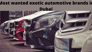 Photo of Most wanted exotic automotive brands in Dubai