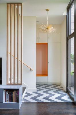 claustra interieur bois sur mesure et