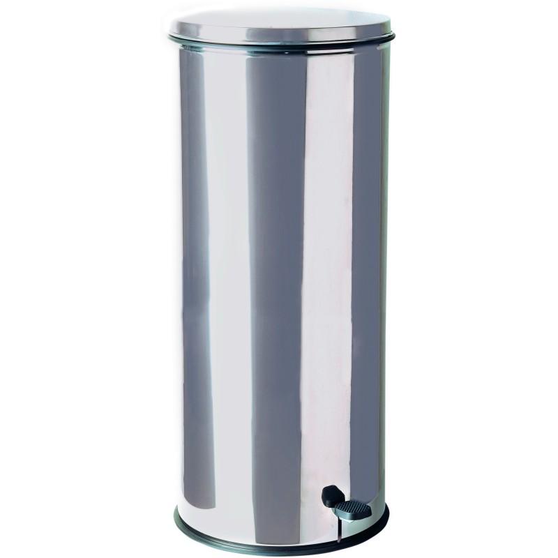 poubelle haccp inox a pedale 50 litres
