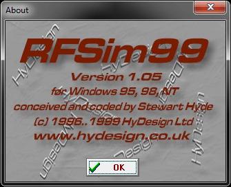 Free RF simulation software - AD5GG