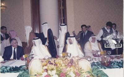 تكريم رئيس مجلس إدارة النادي الأستاذ الأديب / محمد بن عبد الله بن حميّد – فندق قصر أبها .