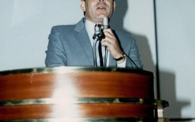 إحدى المحاضرات : د. عمر الأمين – د. محمد سليم .