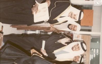 أحد معارض الكتب التي أقامها النادي .. افتتحه أمير المنطقة / خالد الفيصل ونائبه المير / فيصل بن بندر ….