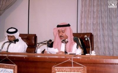 لقاء مع د. فيصل المعمر – علي آل عمر – أحد التيهاني .