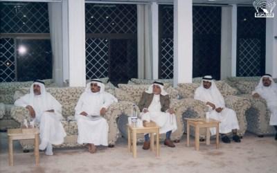 مسامرة مع الدكتور / منصور الحازمي .