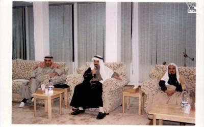 من مسامرة مع الأستاذ / عبد الرحمن بن علي القحطاني .