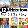 There are SO many alphabet books that it can really be overwhelming trying to find a handful of great picture books to help teach your students or children about the alphabet. I have compiled some of my favorite alphabet books from teaching over the years and wanted to share them with you. Here are my 12 favorite alphabet books.