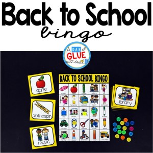 Play Bingo with your elementary age students for a fun back to school themed game! Perfect for large groups in your classroom or small review groups. Add this to your beginning of the year lesson plans with 30 unique Back to School Bingo boards! Teaching cards are also included in this fun game for young children! Black and white options available to save your color ink.