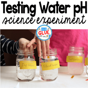 Water pH Science Experiment: Simple Science for Kids