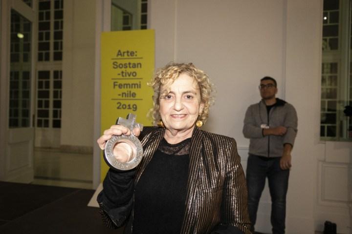 Premio ARTE: Sostantivo Femminile. Ester Coen, curatrice