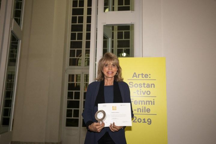 Premio ARTE: Sostantivo Femminile. Federica Galloni, direttrice generale DGAAP