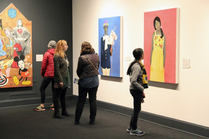 Free Community Weekend for the Women's March on Washington. Photo by Emily Haight, National Museum of Women in the Arts