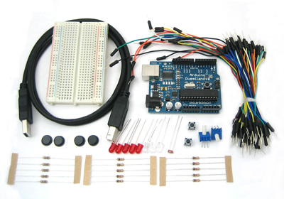 Adafruit budget kit