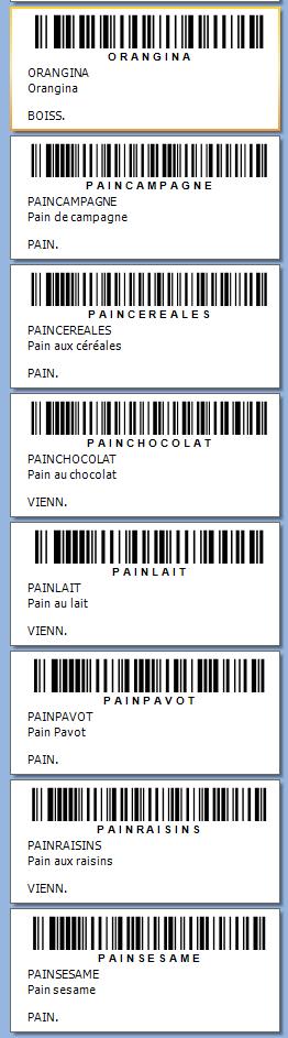 LABEL : logiciel d'impression d'étiquettes