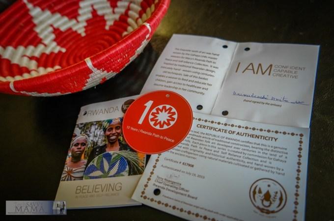Rwanda Path to Peace 10th Anniversary