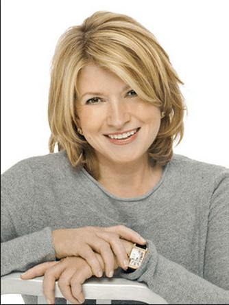 Martha Stewart is watching us
