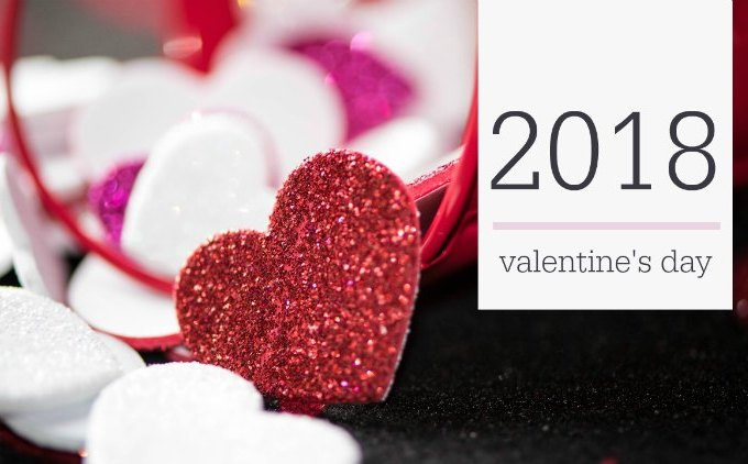 Valentine's Day 2018 -- Gifts for Him