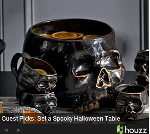 A Daily Pinch Houzz Halloween Ideabook