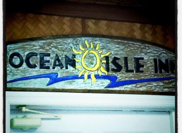 Going Coastal: Day One, Ocean Isle Inn